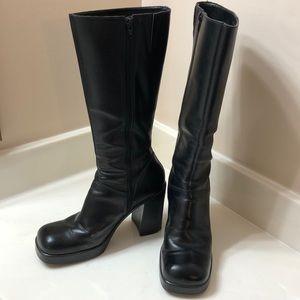 268388d9b88 Steve Madden Tall Black Boots